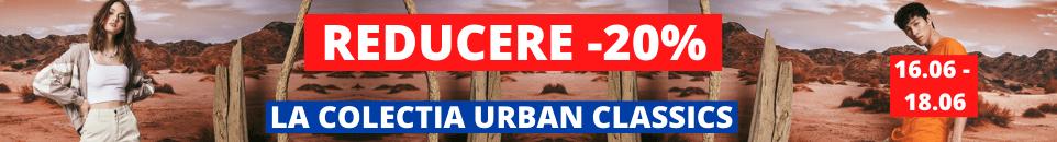 Promotie Urban Classics