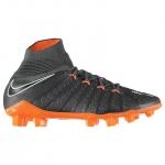 Ghete de fotbal pentru copii Nike Hypervenom