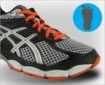 Adidasi cu talpa plata pentru jogging