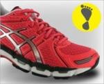 Adidasi cu talpa inalta pentru jogging