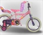 Biciclete pentru fetite