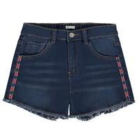 Pantaloni scurti blugi Crafted Essentials pentru fetite