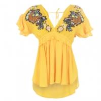 Bluza Biba Tiger Embroidered
