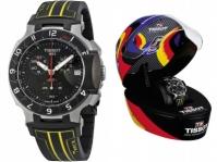 Tissot Mod T-race Stefan Bradl Limited Edition Nâ°06972014 Gmt Chronograph