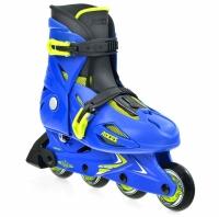 Role ROCES ORLANDO III albastru-lime 400687