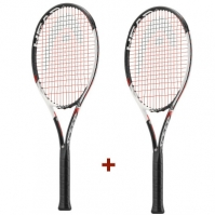 2 x HEAD Graphene Touch Speed MP