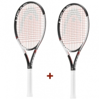 2 x HEAD Graphene Touch Speed S