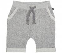 Pantaloni scurti sport gri 4F baietei
