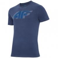 Tricou albastru 4F Barbati