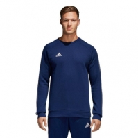 Bluza sport adidas Core 18 Sweat Top barbati