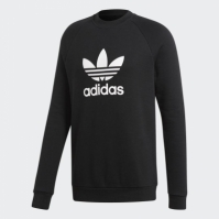 Bluza sport adidas Trefoil Warm-Up Crew barbati