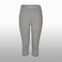 Colanti gri adidas Tights Essentials 3/4 Linear fete