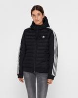 Jacheta de iarna adidas Trefoil Slim femei
