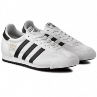 Pantofi sport albi adidas Originals Dragon Og BB1270 barbati