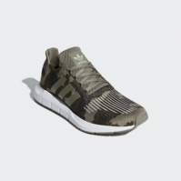 Pantofi sport camuflaj adidas Swift Run barbati