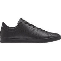 Pantofi sport negri adidas Advantage Clean QT femei