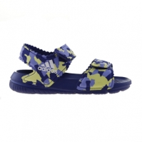Sandale camuflaj cu arici adidas Altaswim C DA9663 copii