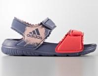 Sandale cu arici adidas AltaSwim G BA7870 fetite