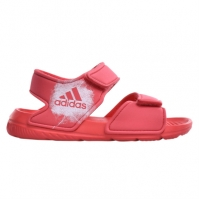 Sandale roz cu arici adidas AltaSwim G BA7868 fetite