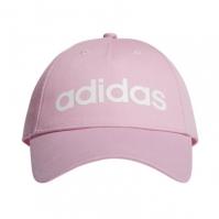 Sapca roz bumbac adidas Daily DW4948 femei