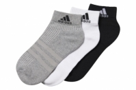 Set sosete pana la glezna adidas 3-Stripes Performance adulti