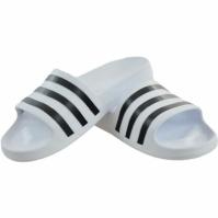 Mergi la Slapi albi adidas adilette Aqua unisex