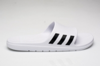 Slapi albi adidas Aqualette CG3538 barbati