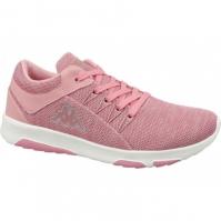 Pantofi sport roz Kappa Snazzy II femei