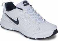 Adidasi sport piele Nike T-lite 616544-101 barbati