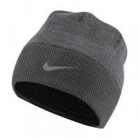 Caciula gri Nike Beanie alergare barbati
