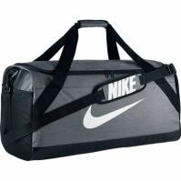Geanta sala gri Nike Brasilia Training Duffel Bag Large BA5333-064