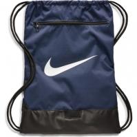 Geanta sport bleumarin Nike Brasilia Training unisex