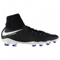 Ghete fotbal Nike Hypervenom Phelon III DF FG 917764-002 barbati