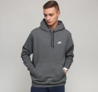 Hanorac cu gluga Nike Sportswear Club Fleece BV2654-071 barbati