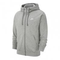 Mergi la Hanorac gluga gri Nike Sportswear Club barbati