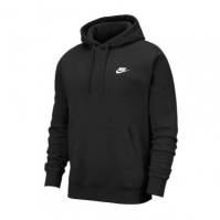 Hanorac negru gluga Nike Sportswear Club BV2654-010 barbati