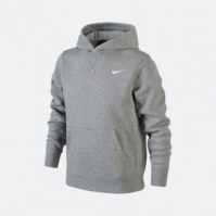 Hanorac Nike cu gluga Brushed Fleece 619080-063 baietei