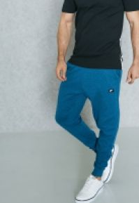 Pantaloni sport Nike M Nsw Modern Jggr LT WT albastru barbati