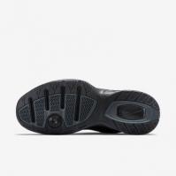 Pantofi sport piele Nike Air Monarch IV negru 415445-001 barbati