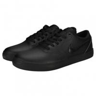 Pantofi sport piele Nike Sb Check Solar 843895 009 barabti