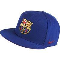 Sapca albastra Barcelona Nike Fcb U Nk True Cap Core unisex