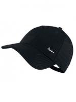 Sapca neagra Nike Sportswear H86 Cap Metal Swoosh unisex adulti