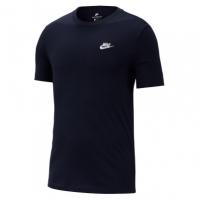 Tricou bleumarin Nike Sportswear Club AR4997-475 barbati