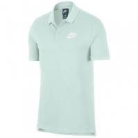 Tricou polo albastru deschis Nike Sportswear 909746 337 barbati