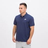 Mergi la Tricou polo bleumarin Nike Sportswear CJ4456-410 barbati