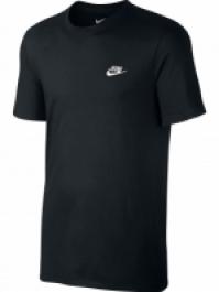 Tricou sport bumbac Nike Club Embroidered pentru barbati