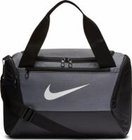 Geanta sport gri Nike Brasilia Training Duffel Bag Extra Small