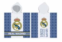 Halat de baie cu echipe fotbal Real Madrid copii