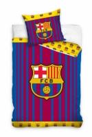 Lenjerie pat cu echipe fotbal FC Barcelona