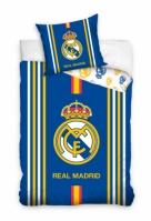 Lenjerie pat cu echipe fotbal Real Madrid